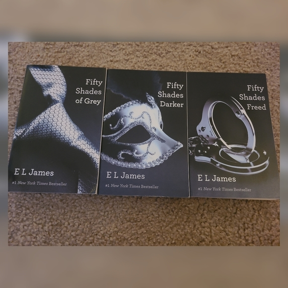 Other - 50 Shades Trilogy